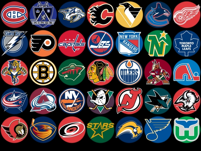 NHL-Teams-logos