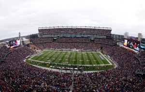 New England Stadium